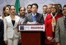 Cuestiona Karen Vargas servilismo de Morena a AMLO