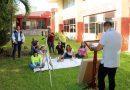 Celebran El Día Internacional del Libro en La Huerta