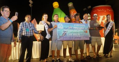Casa del Pescador ganador del XLVI Torneo de Pesca BdeN