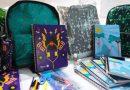 Preparan entrega de paquetes escolares en la Costa Sur