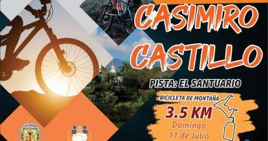 11 de Julio Serial de Ciclismo en Casimiro Castillo