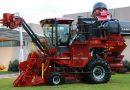 Cañeros reciben apoyo para cosechadora: CNC