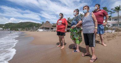 Costalegre recibió a 21 mil turistas este verano