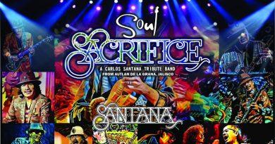 Regresa La Tributo a Santana a Barra de Navidad