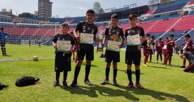 """Deportistas de Casimiro participan en torneo """"Héroes en la Cancha X"""""""