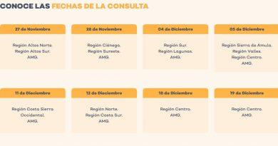 Oficializa IEPC convocatoria de Consulta Popular sobre el Pacto Fiscal en Jalisco